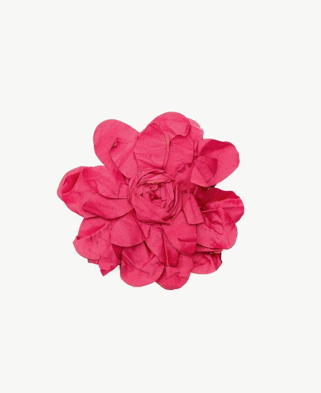 Broche fleur Turquoise Femme AS8P71-01