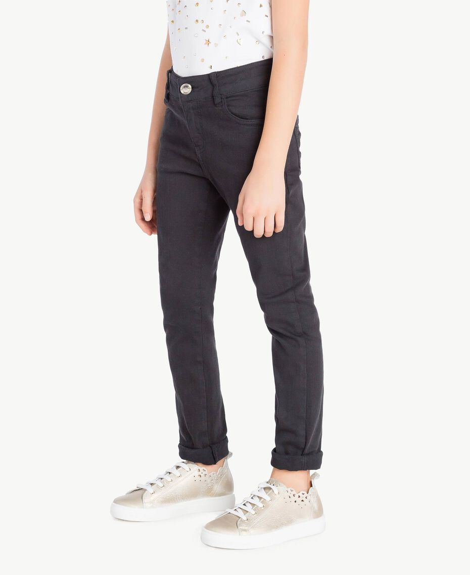 Skinny trousers Black Child GS82CP-03