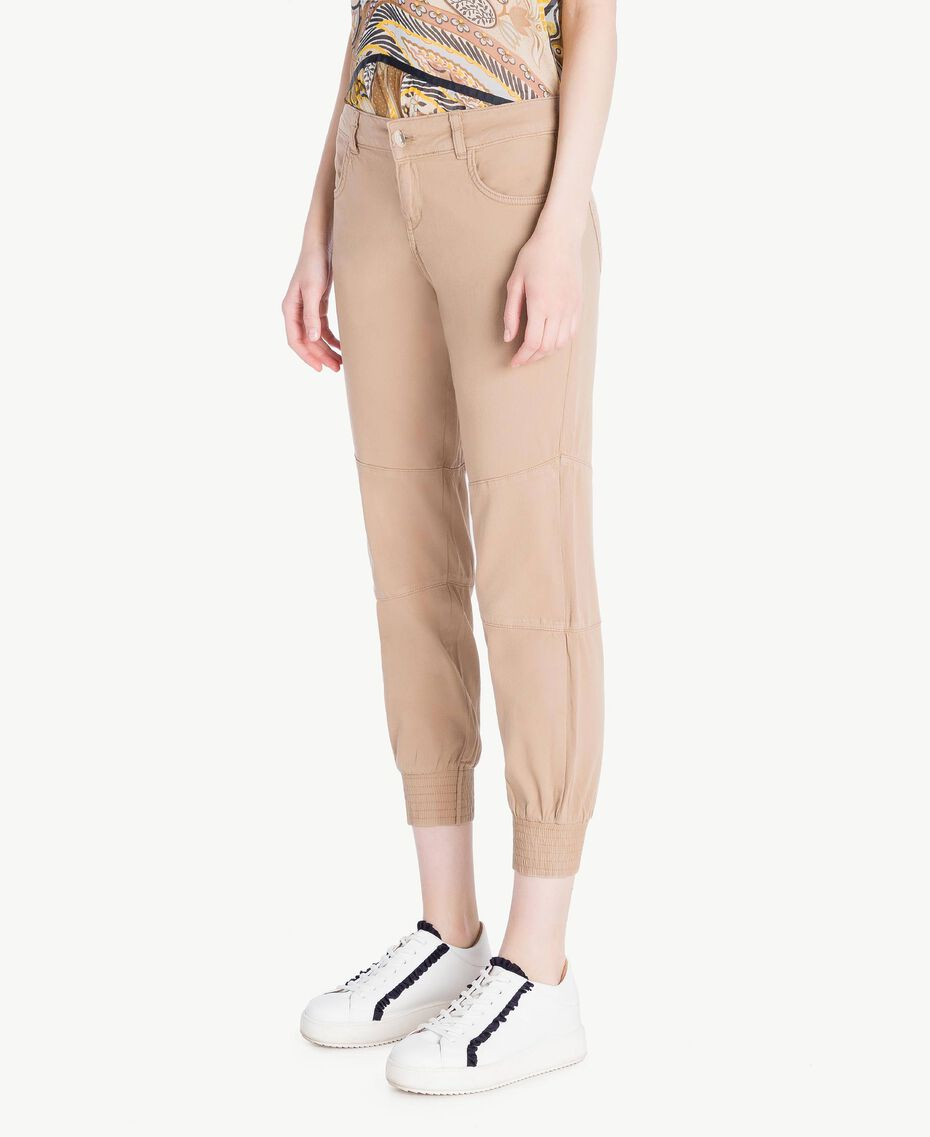 "Combat trousers ""Amphora"" Brown Woman SS82NB-02"