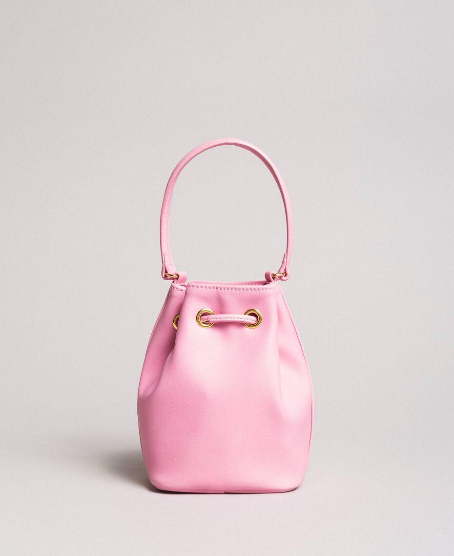 "Beuteltasche aus Lederimitat ""Crystal Pink"" Kind 191GJ799D-03"