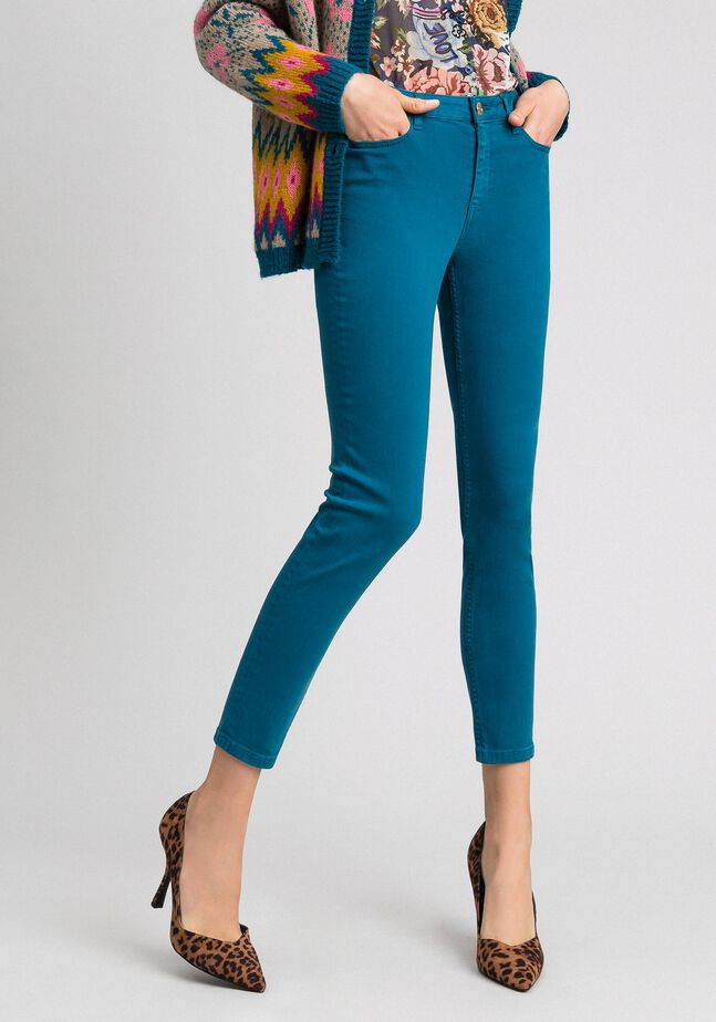 Skinnyhose im Five-Pocket-Stil