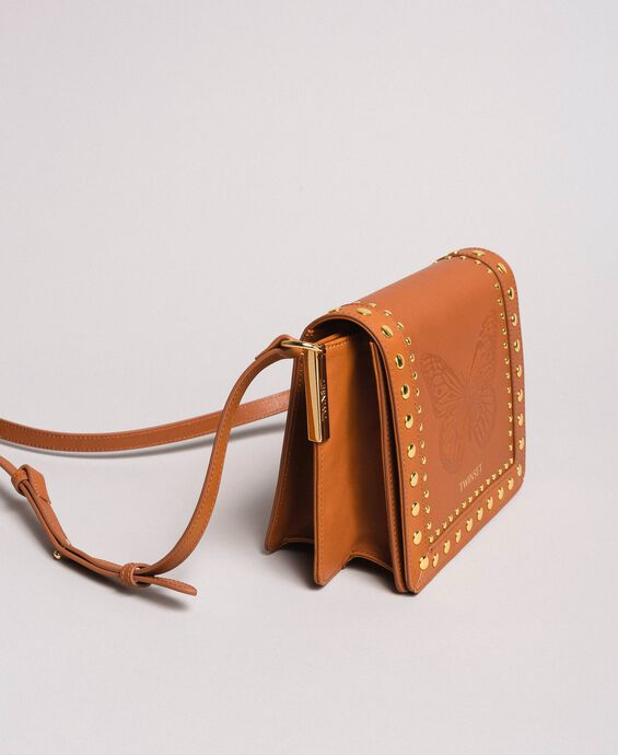 Bea Bag à bandoulière en cuir