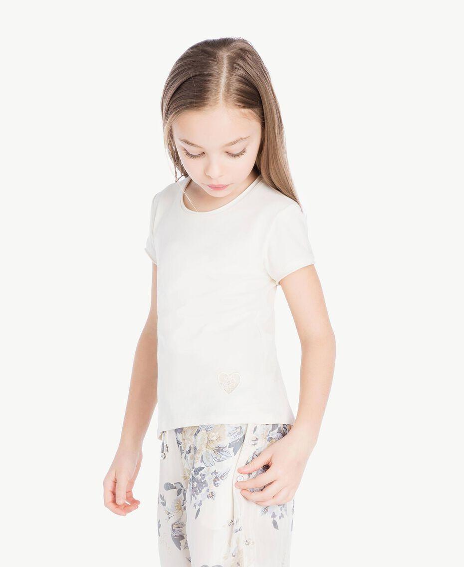T-shirt jersey Chantilly Enfant GS82BA-03
