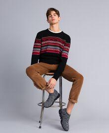 Pantalon en velours Beige Toffee Homme UA82CA-0T