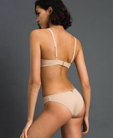Briefs with bow Pink Skin Woman LCNN66-03