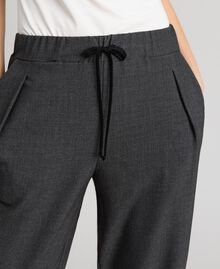 Jogging trousers Dark Gray Mélange Woman 192LI2SDD-02