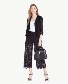 Lace jacket Black Woman PS82XJ-05