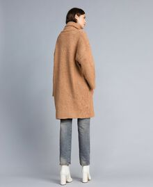 Bouclé coat Butter Woman SA83CA-04