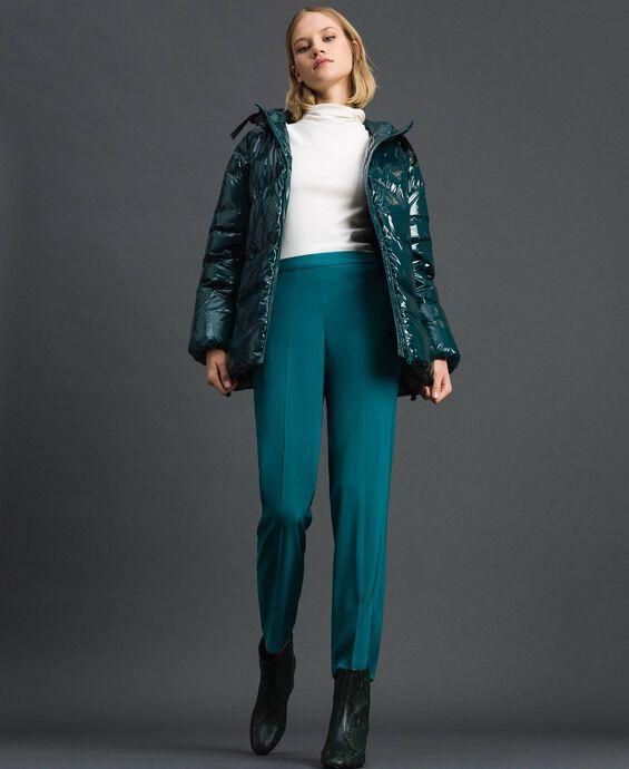 Georgette cigarette trousers