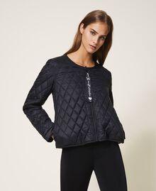 Ultra light quilted puffer jacket Black Woman 202LI2AHH-01