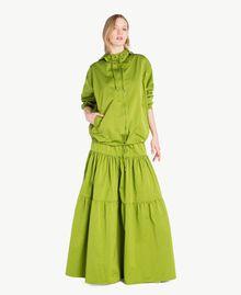 "Veste tissu technique Vert ""Lime"" Femme PS82J5-05"