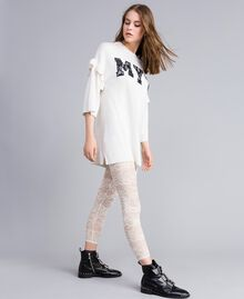Lace leggings Mother Of Pearl Woman JA82GD-03