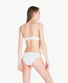 Lace push up bra (B cup) Ivory Woman LS8C44-04
