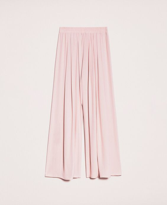 Georgette palazzo trousers