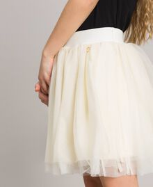 Jupe en tulle Chantilly Enfant 191GJ2700-0S
