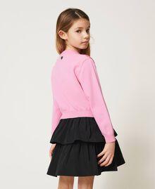 """Full sequin jumper """"Rose Bloom"""" Pink Child 211GJ3530-03"""