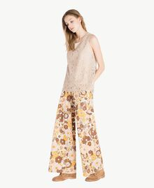 Lace top Rope Woman SS82LB-05