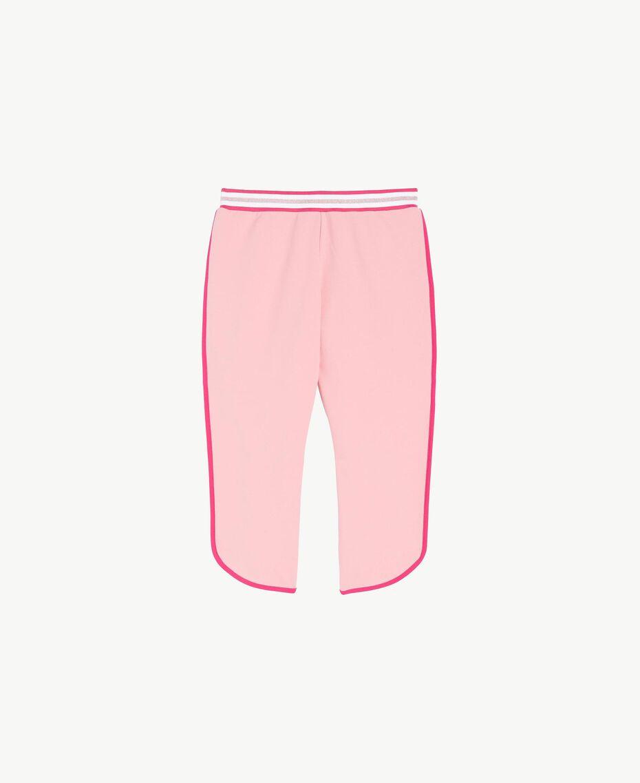 Leggings aus Scuba Pinkie Sugar Frau LS82EE-01