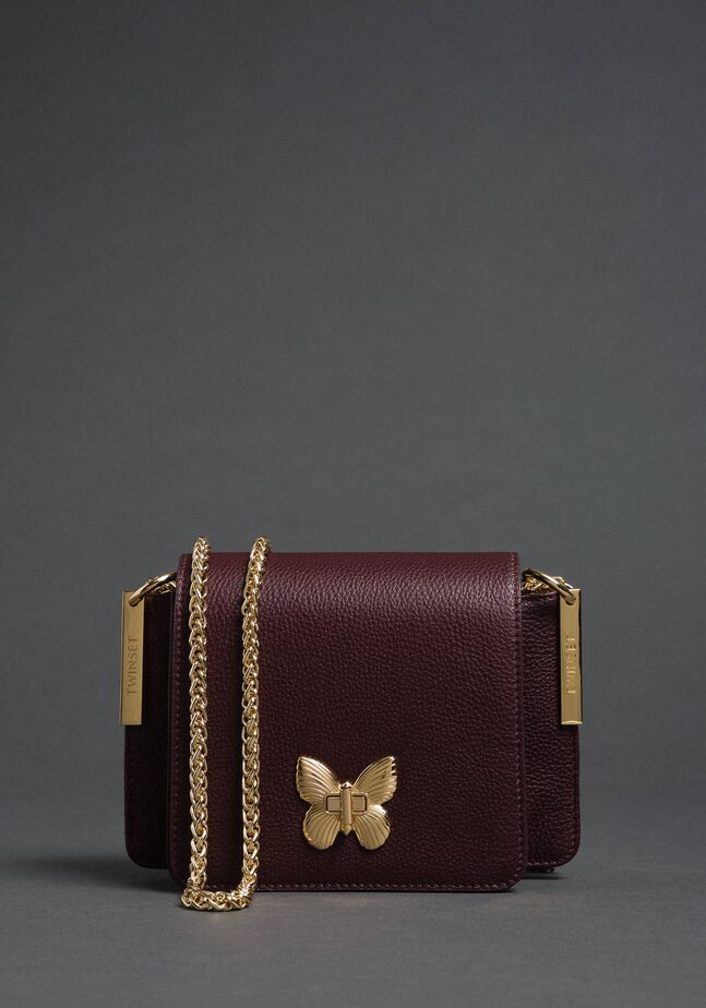 Small Bea leather shoulder bag