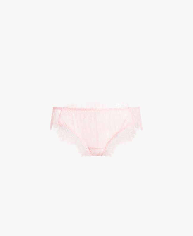 Lace Brazilian briefs Pinkie Sugar Woman LS8B77-01