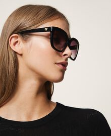 Square sunglasses Black Woman 999TZ4012-0S