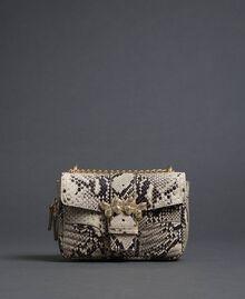 Petit sac à bandoulière Rebel avec imprimé python Imprimé Python Roche Femme 192TO7231-02