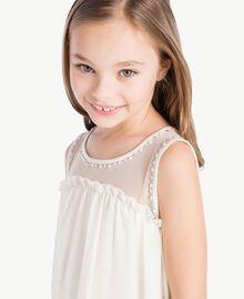 Kleid mit Stickerei Chantily Kind GS82B1-05