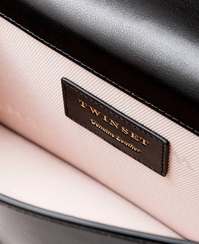 Studded clutch bag Black Woman OS8TLB-04