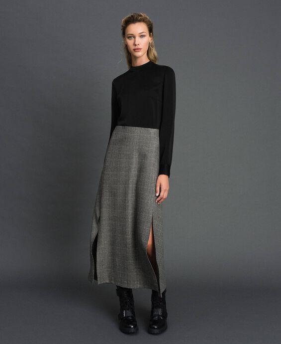 Cady and glen plaid dress