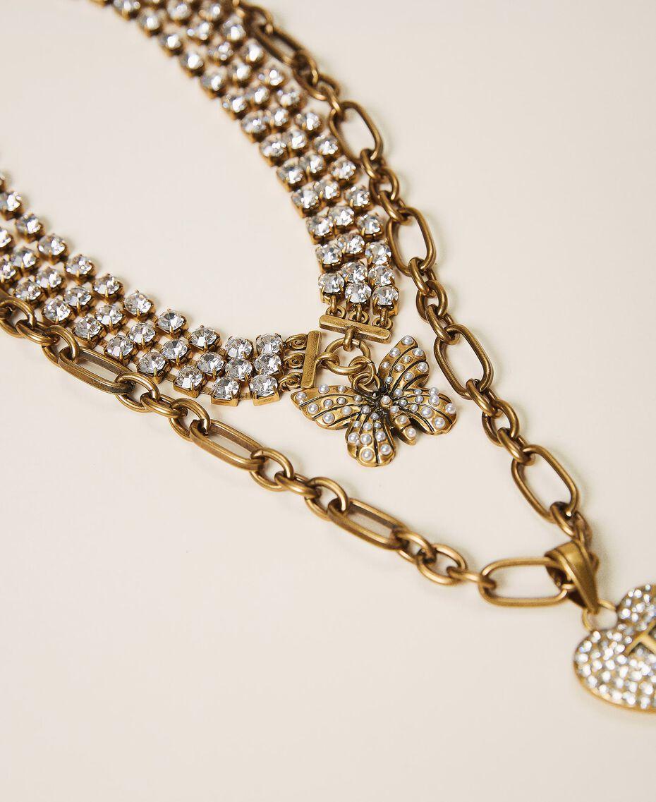 Choker with pendants Crystal Woman 202TO5047-03