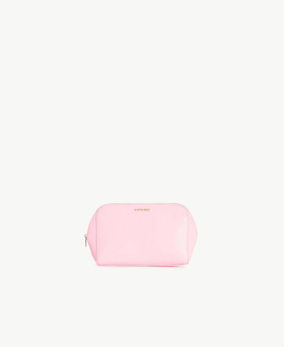 Beautycase aus Lederimitat Pinkie Sugar Frau LS8FAA-01