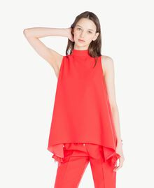 Cady top Ginger Red Woman SS82AB-01