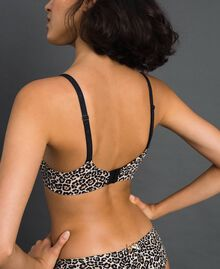 padded push-up (B cup) Black Woman LCNN44-04