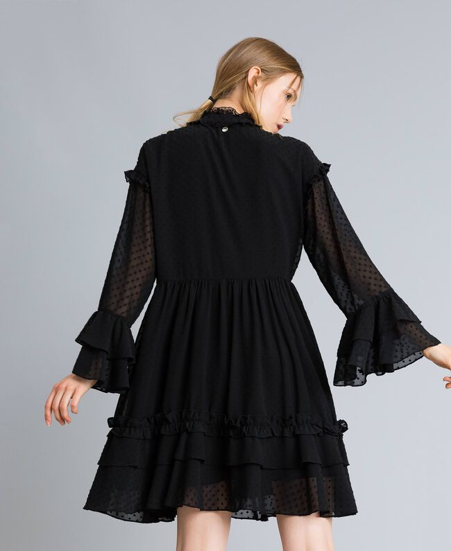 Robe en fil coupé Nacre Femme SA82GA-03