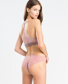 """Rébrodé lace briefs """"Light"""" Pink Woman LA8H66-03"""