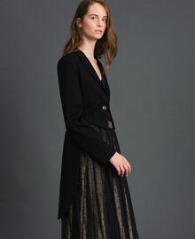 Blazer asymétrique Noir Femme 192MT2281-02