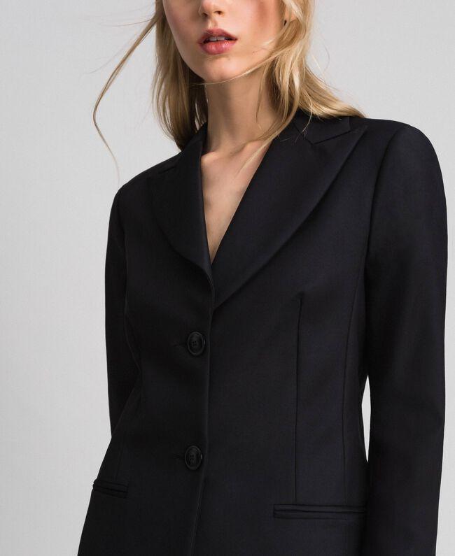 Blazer avec poches Lait Femme 999TT2010-04