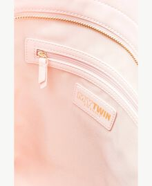 "TWINSET Tasche aus Lederimitat ""Lucky""-Print Fleischrosa Frau RS8TF2-04"