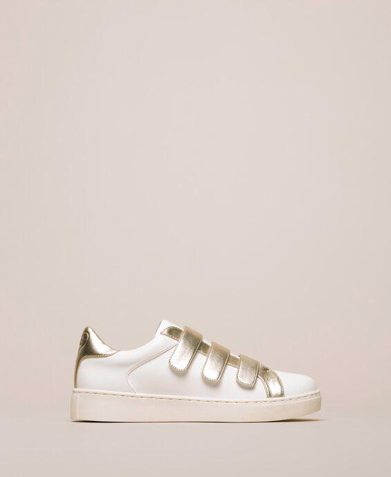 Sneakers in similpelle
