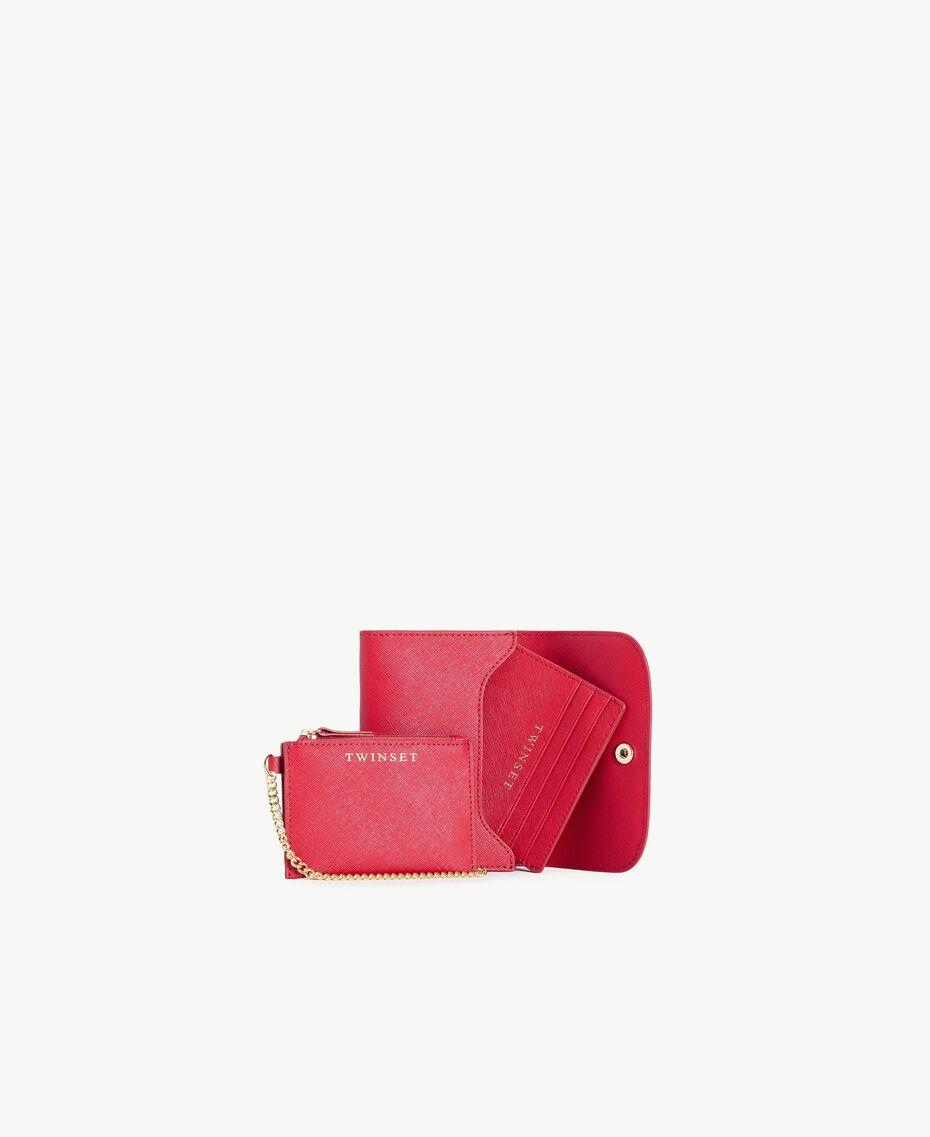 Geldbörsen-Dreierset ruby OA7TKG-03