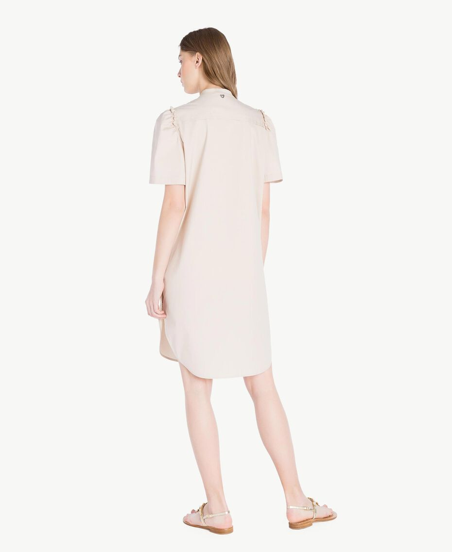 Poplin dress Dune Woman TS821R-03