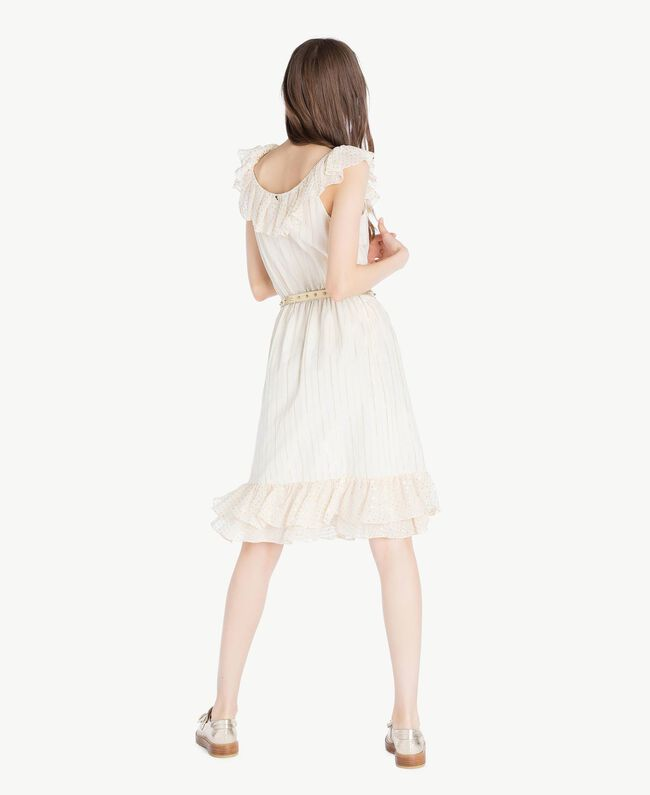 TWINSET Laminated moccasins Platinum Woman CS8PBL-06
