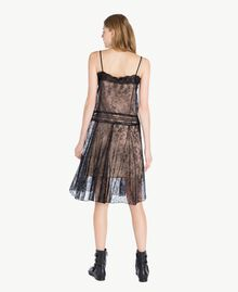 Lace dress Black Woman PS821G-03