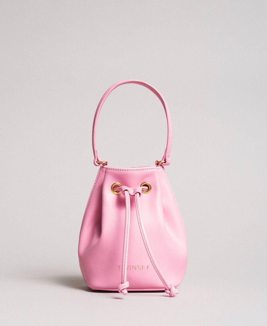 "Beuteltasche aus Lederimitat ""Crystal Pink"" Kind 191GJ799D-02"