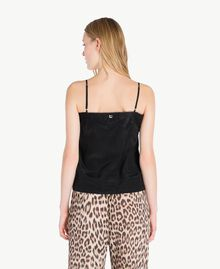 Top seta Ecrù Donna PS82EB-03