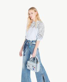 TWINSET Tasche und Pochette Babyblau Frau RS8TB2-05