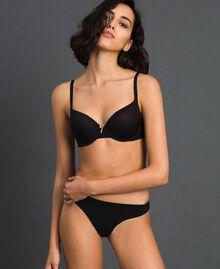 string Noir Femme LCNN88-02
