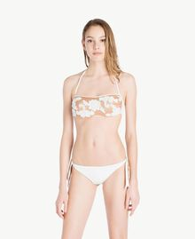Tulle bandeau Ivory Woman MS8B11-02