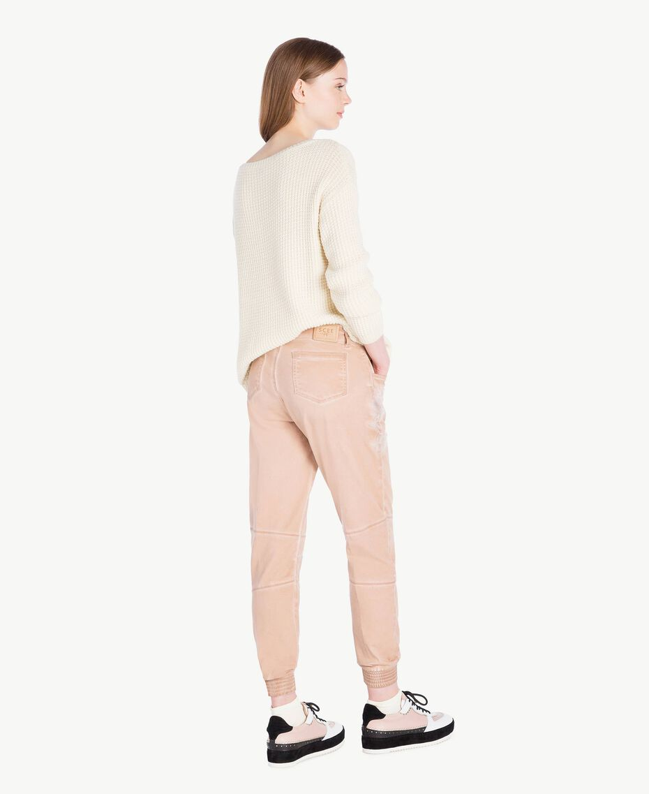 Combat trousers Pink Skin Female SA72PB-03