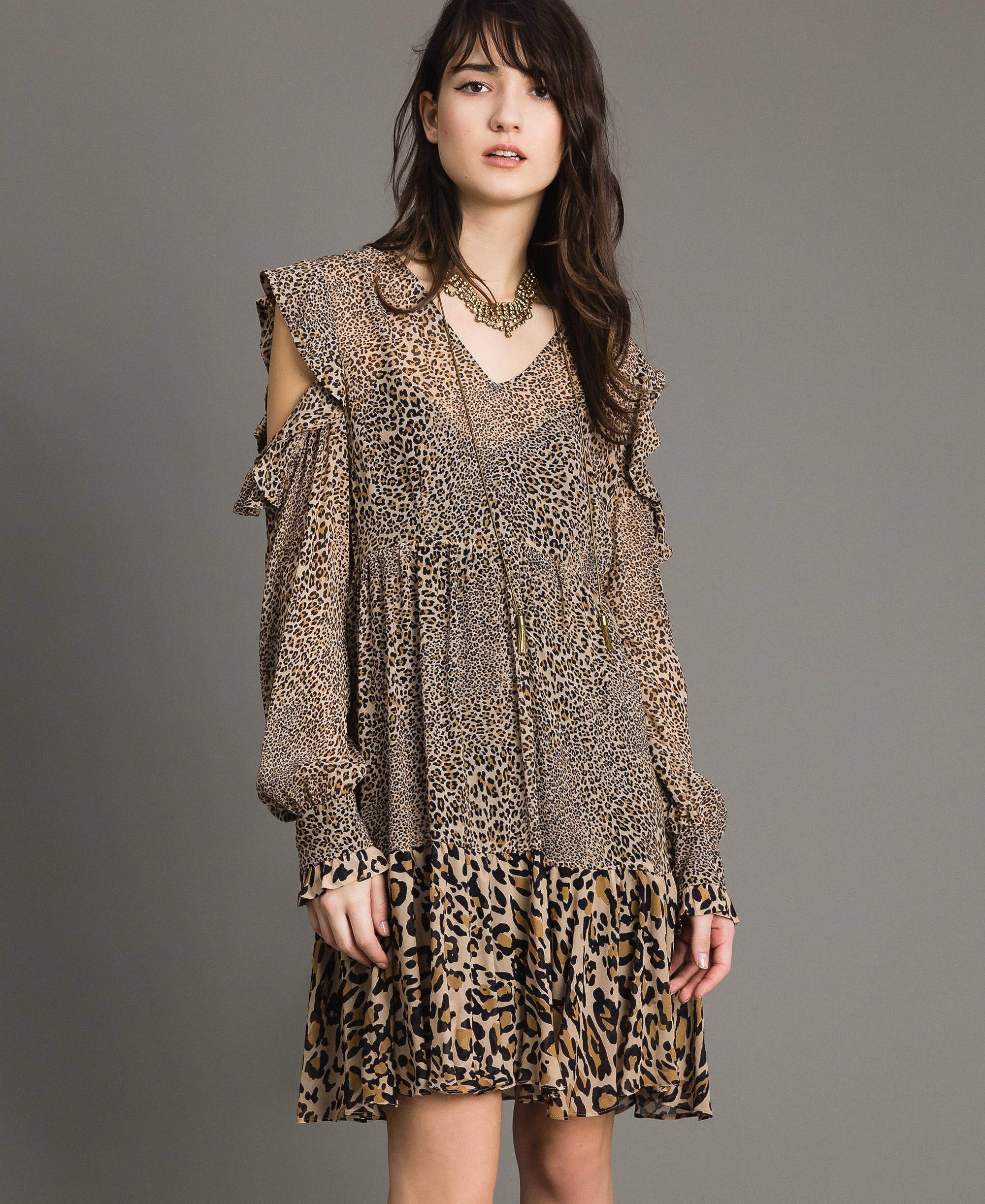 Animal Girl Dress